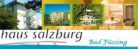 Haus Salzburg in Fuessingen